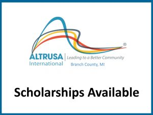 Altrusa Scholarships Available